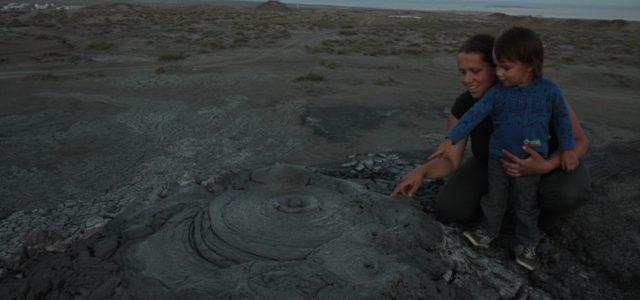 грязевые вулканы баку