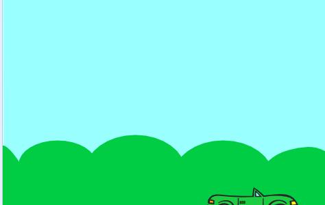 игра едущая машинка