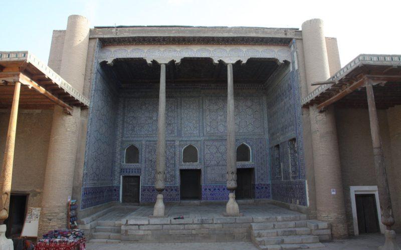 Дворец Таш-Хаули
