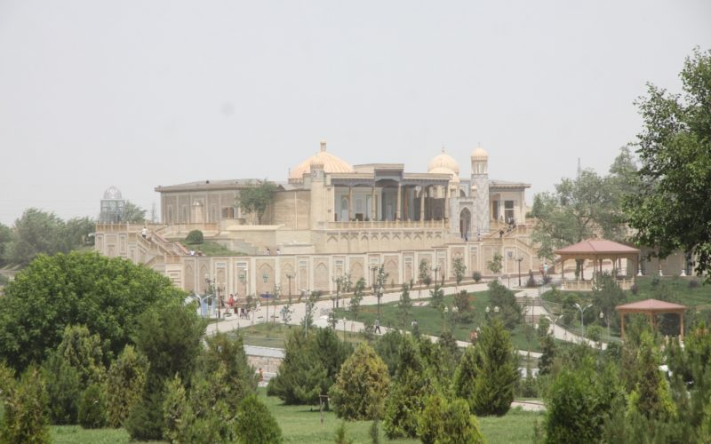 Достопримечательности Самарканда отчет о самостоятельное поездки из Ташкента