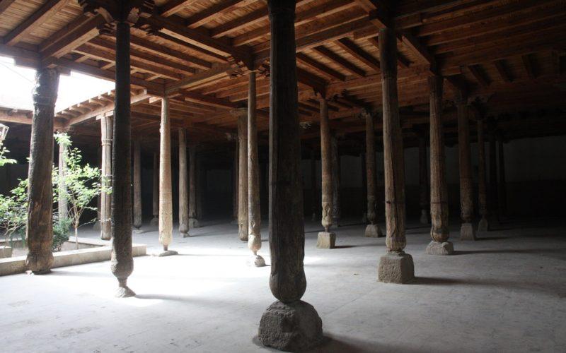 Пятничная мечеть Джума