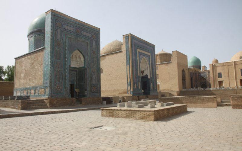 Самарканд, Шахи Зинга самостоятельный отдых поездка