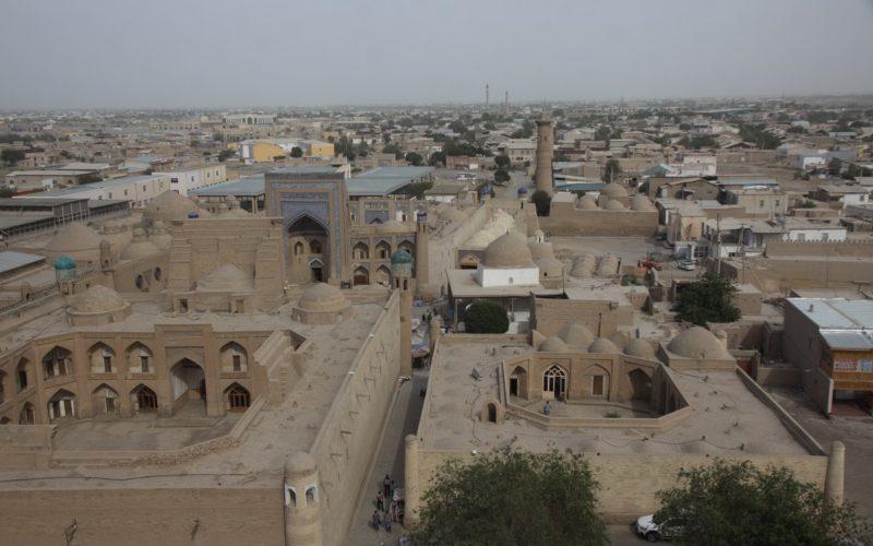 исторический центр хивы