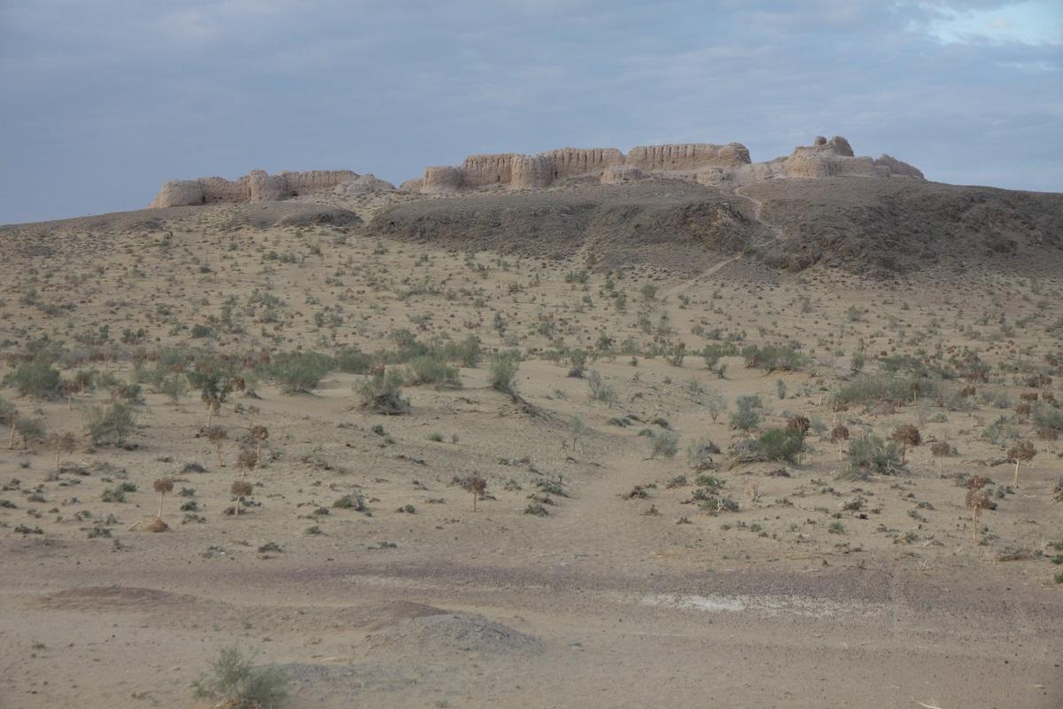 крепость Аяз-Кала, путешествие в Узбекистан