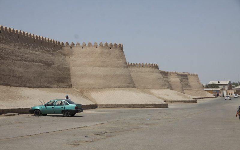 крепость Ичан-Кала