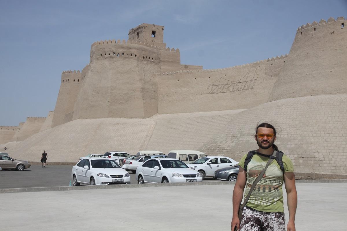 поездка в Узбекистан из России (Хива)
