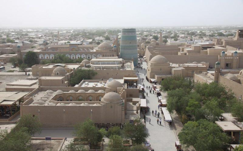 поездка в узбекистан на отдых