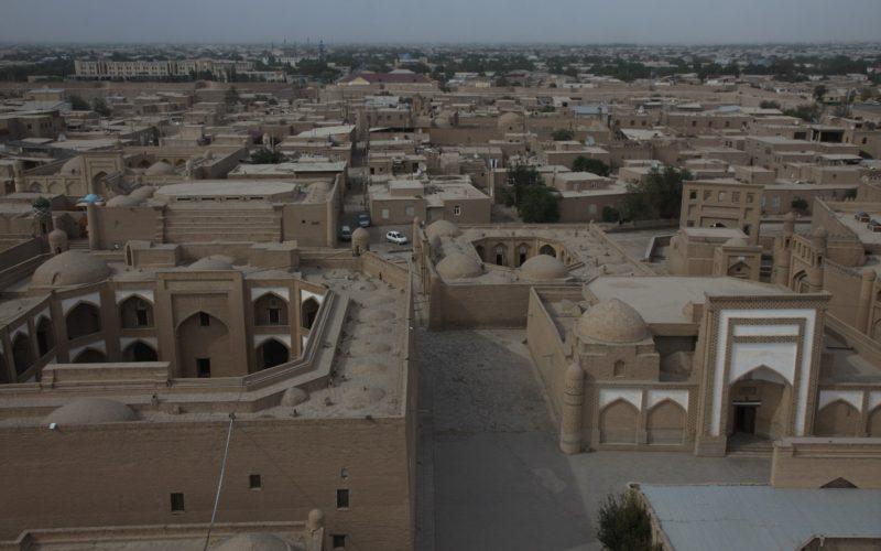 путешествие по узбекистану