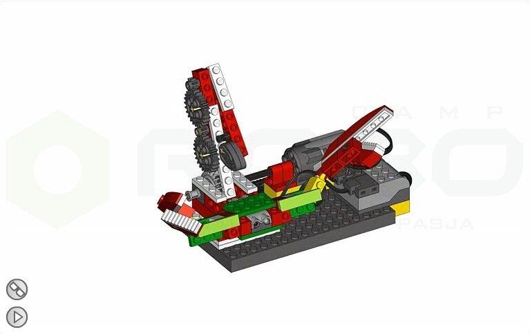 инструкции по сборке lego модель скорпион