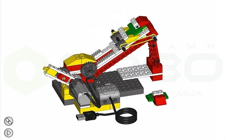 инструкции lego самоделок попугаи wedo