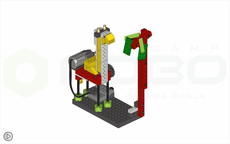 инструкция по сборке жирафа из lego wedo