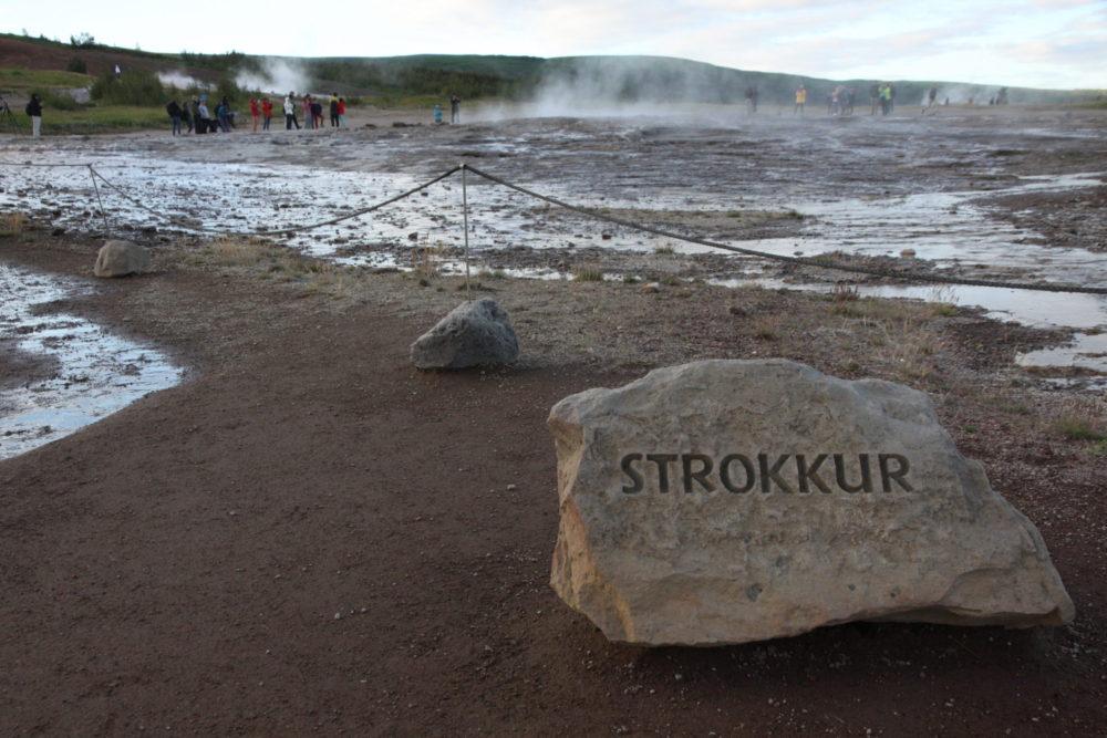 долина гейзеров исландия