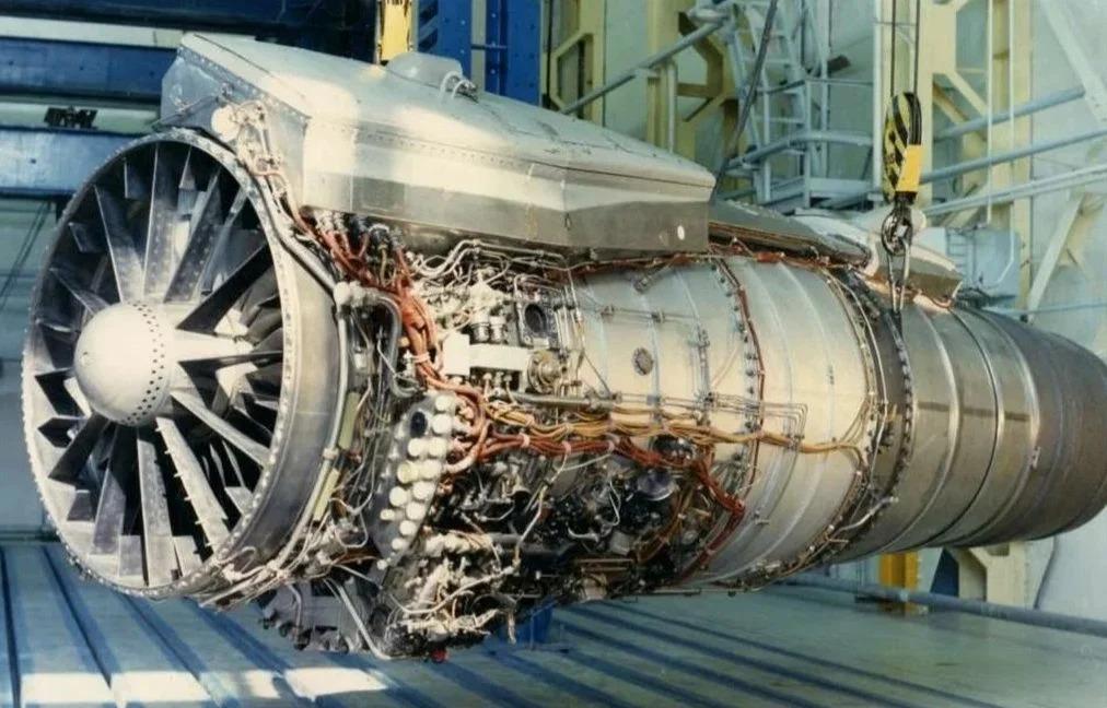 Двигатель НК-88 для ТУ-155