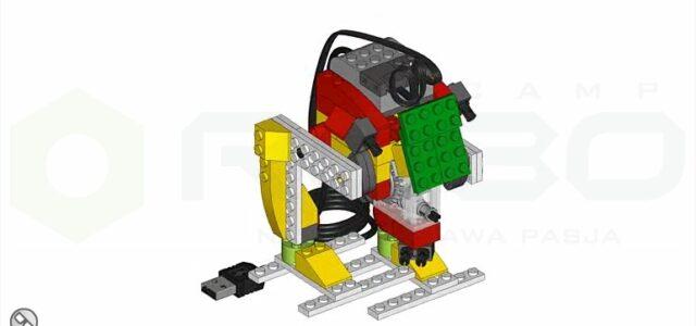 Робот Lego wedo