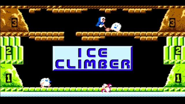 Ice Climber to Scratch