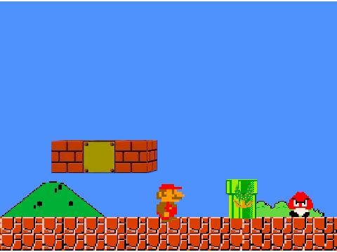 Делаем дендивскую игру Марио на Scratch